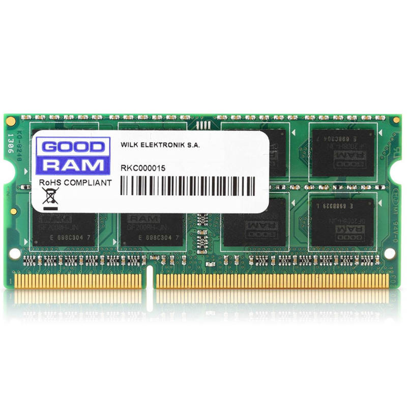 GOODRAM 4GB (1x4GB) DDR3 1600MHz