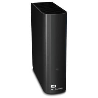 WD Elements Desktop 6TB USB 3.0 schwarz