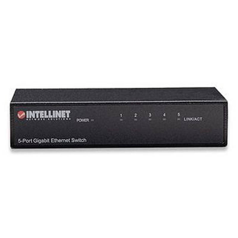 Intelinet 530378 Desktop Gigabit Switch