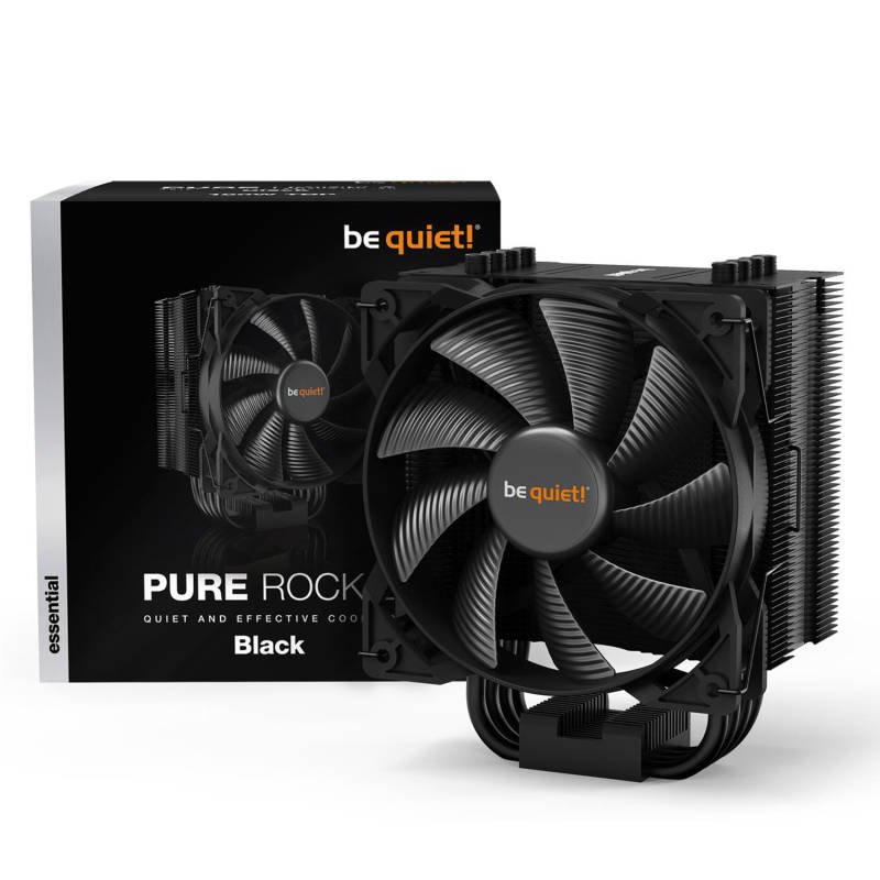 BE QUIET! Pure Rock 2 Black 120mm
