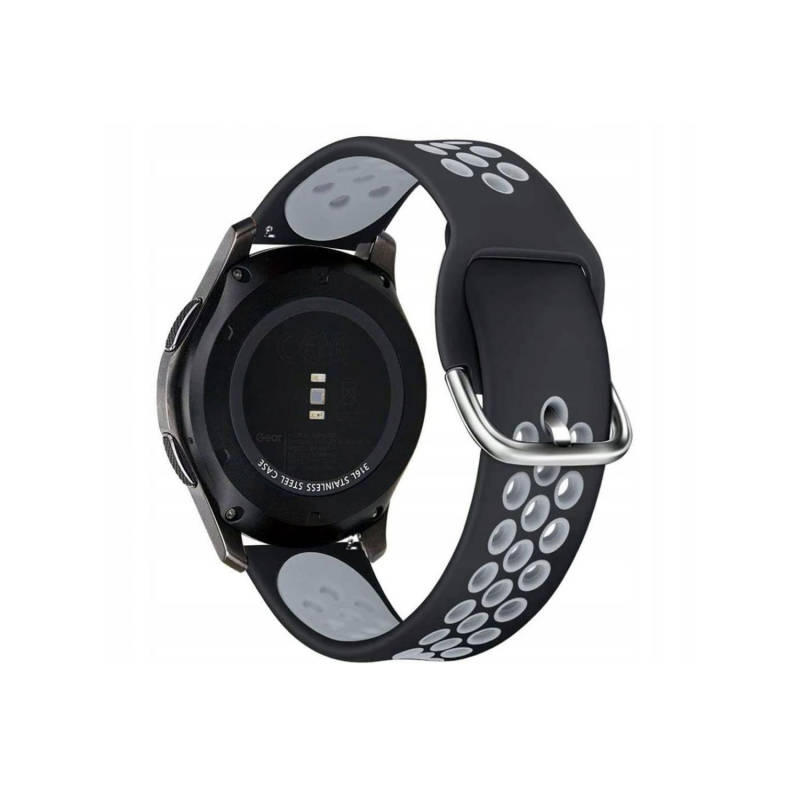 TECH-PROTECT Softband für Smartwatches Black/Grey