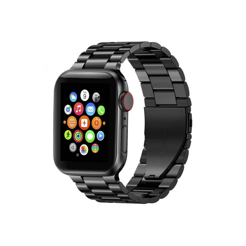 TECH-PROTECT Band Stainless für Apple Watch Black