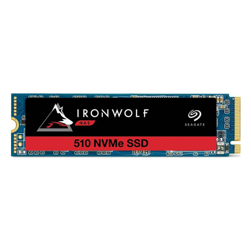 SEAGATE SSD IronWolf 510 M.2 240 GB PCIe